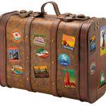 Несколько хитростей при сборе чемодана