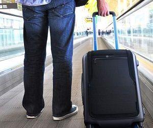 Самые умные чемоданы в мире